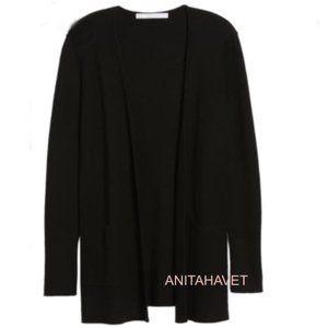 Nordstrom Signature Cashmere Sweater BLACK